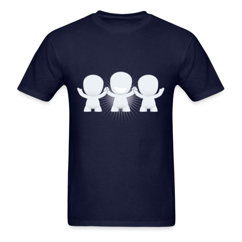the Social Creature Men's classic - Men's T-Shirt