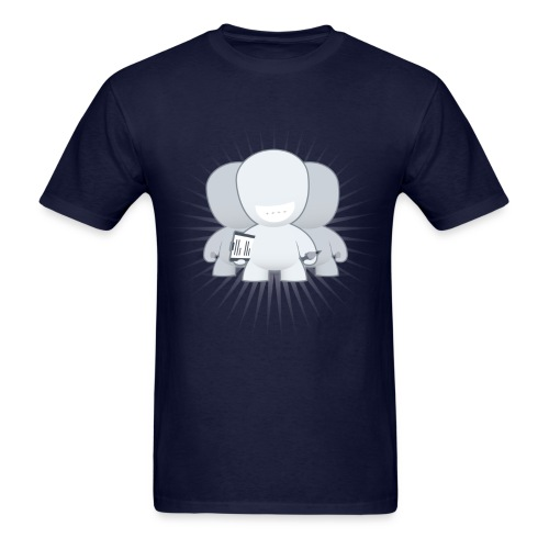 the Natural Born Leader Men's classic - Men's T-Shirt