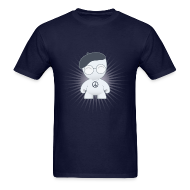 T-Shirts ~ Men's T-Shirt ~ the Intellectual Hippie Men's classic