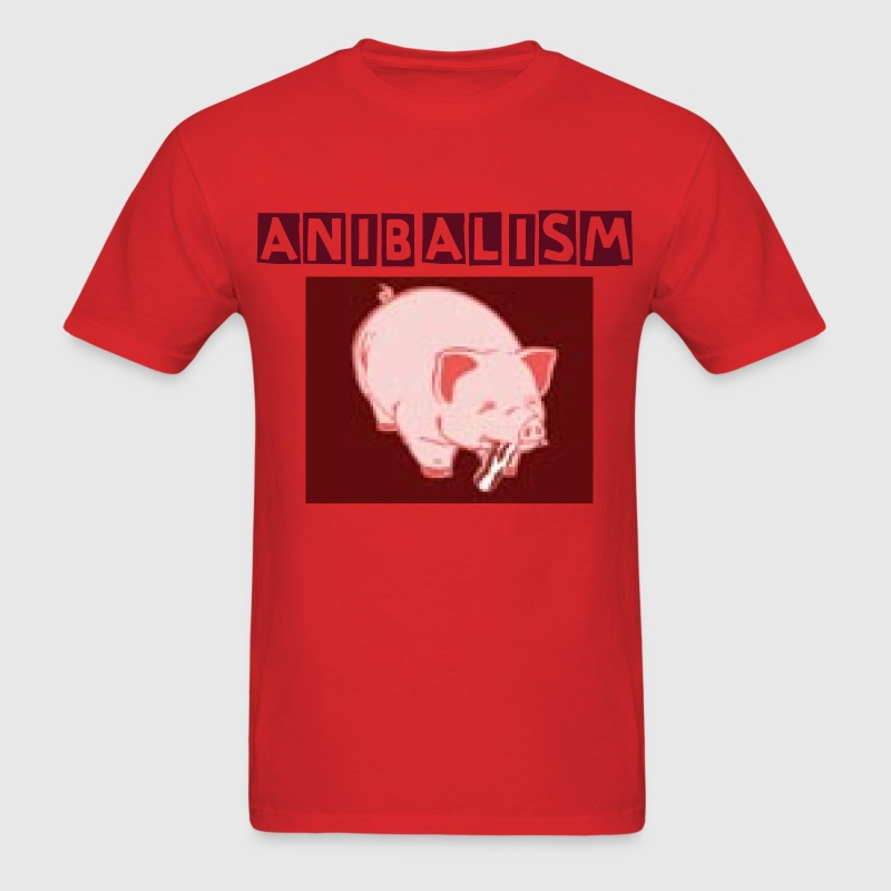 Anibalism - Men's T-Shirt
