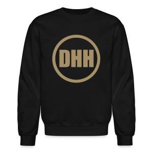 DHH Circle (Brown) - Crewneck Sweatshirt
