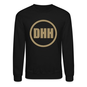 DHH Circle (Brown) - Crewneck Sweatshirt