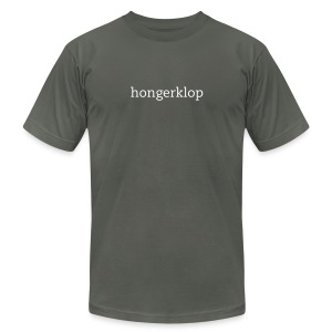 Hongerklop - Men's T-Shirt by American Apparel