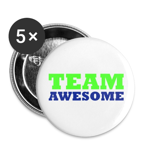 Team Awesome Buttons - Small Buttons