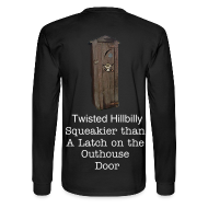 Long Sleeve Shirts ~ Men's Long Sleeve T-Shirt ~ Twisted Hillbilly Long Sleeve