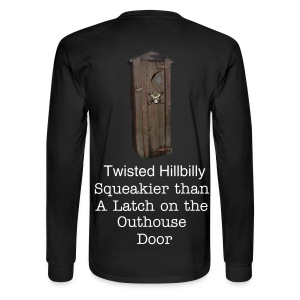 Twisted Hillbilly Long Sleeve - Men's Long Sleeve T-Shirt