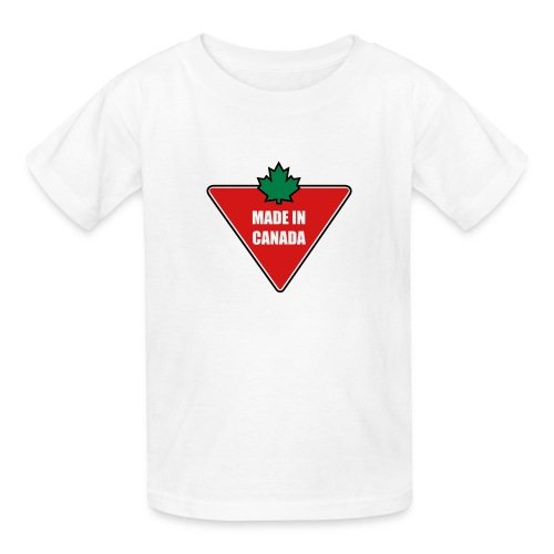 Made in Canada Tire - Kids' T-Shirt