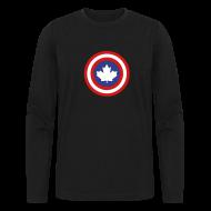 Long Sleeve Shirts ~ Men's Long Sleeve T-Shirt by Next Level ~ Article 8331758