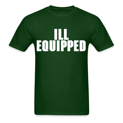 Men's Ill EqUIPPED Econ. Tee - Men's T-Shirt