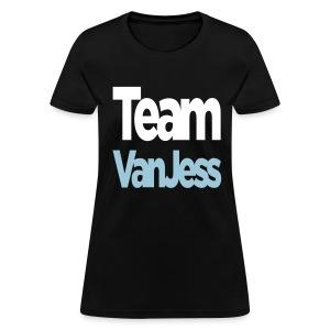 Team VanJess  - Women's T-Shirt