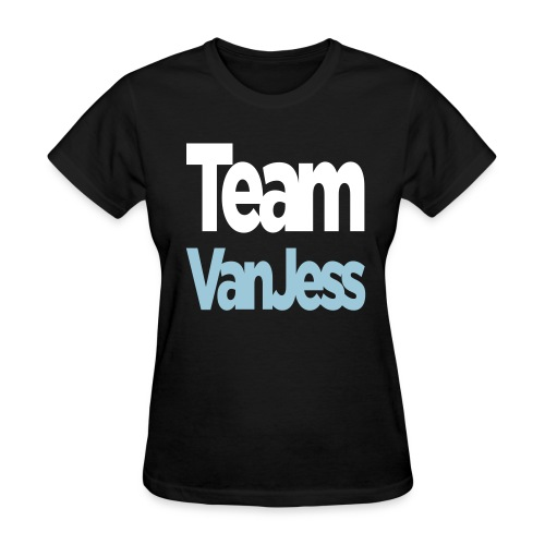 Team VanJess  - Women's T-Shirt