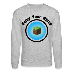 Crewneck Sweatshirt - Looking for the perfect way to tell a hater to kiss off? This is how to roll. :)