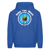 Hoodies ~ Men's Hoodie ~ Enjoy Your Block - Men's Hoodie