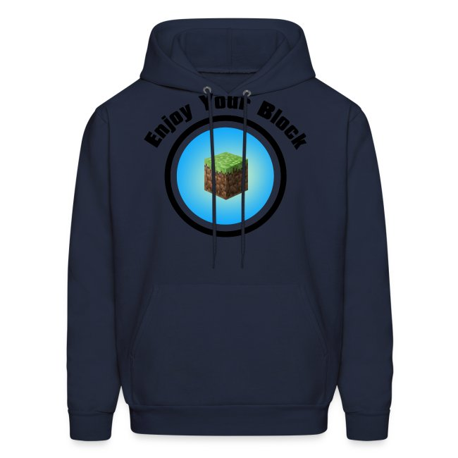 Enjoy Your Block - Men's Hoodie