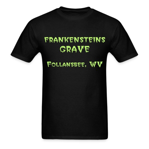 Frankensteins Grave - Men's T-Shirt