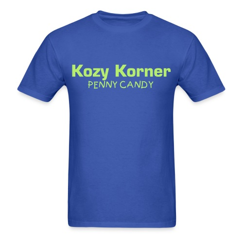 Kozy Korner - Men's T-Shirt