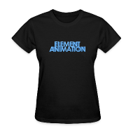 Women's T-Shirts ~ Women's T-Shirt ~ Element Animation - Womens shirt