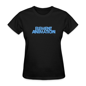 Element Animation - Womens shirt - Women's T-Shirt