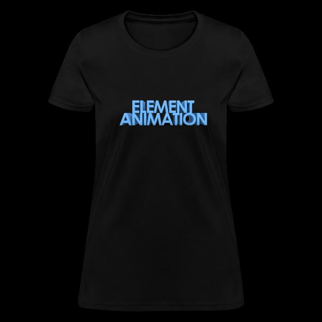 Element Animation - Womens shirt
