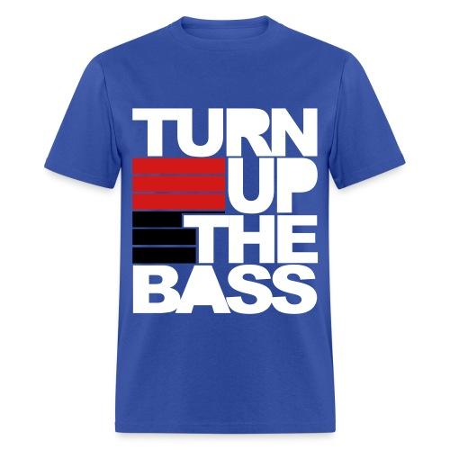 Turn it up! - Men's T-Shirt