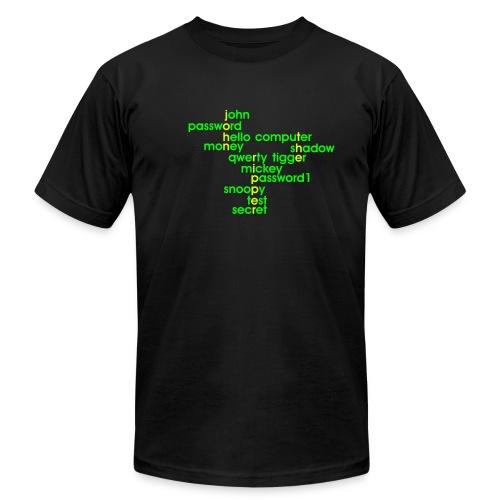 JtR Crossword III ($25 Donation) - Men's  Jersey T-Shirt