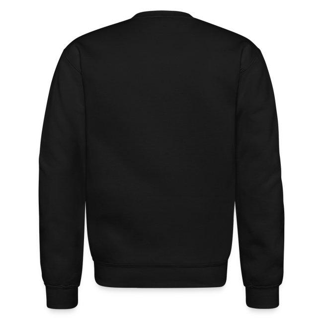 Make Love Not Hamburger - Dark Sweatshirt