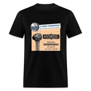 JT-series Bullet Mic Shirt - Men's T-Shirt