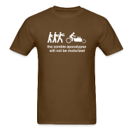 T-Shirts ~ Men's T-Shirt ~ PG DreadFiets - Men's