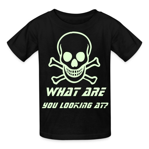 What are you looking at? - Kids' T-Shirt