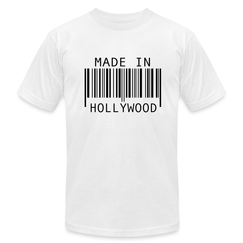 Made In Hollywood - Men's T-Shirt by American Apparel