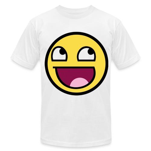 ? - Men's Fine Jersey T-Shirt