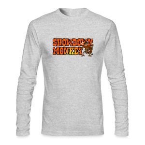 Showdown Monkey - Long Sleeve T - Men's Long Sleeve T-Shirt by Next Level
