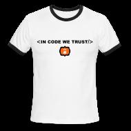 T-Shirts ~ Men's Ringer T-Shirt ~ Article 8345132