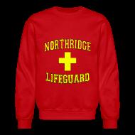 Long Sleeve Shirts ~ Crewneck Sweatshirt ~ NORTHRIDGE GUARD Sweater