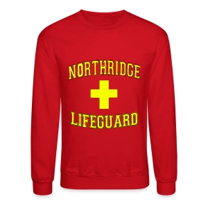 NORTHRIDGE GUARD Sweater - Crewneck Sweatshirt
