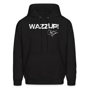 WUZZUP! - Men's Hoodie