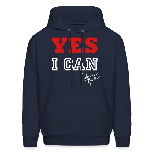 YES I CAN - Men's Hoodie