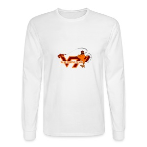 HokieBass Long Sleeve  - Men's Long Sleeve T-Shirt