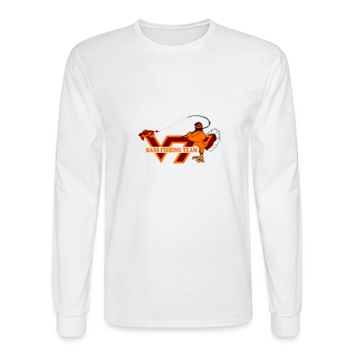 HokieBass Long Sleeve  - Men's Long Sleeve T-Shirt