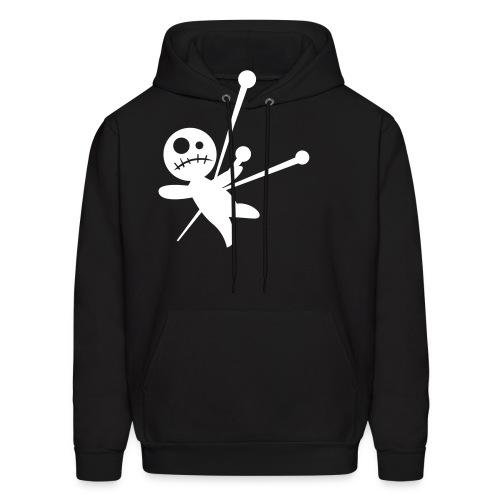 G.J. black voo doo hoodie - Men's Hoodie