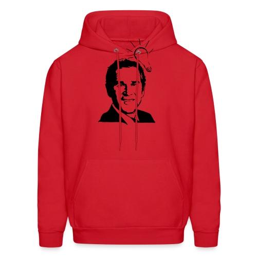 G.J. red bush hoodie - Men's Hoodie