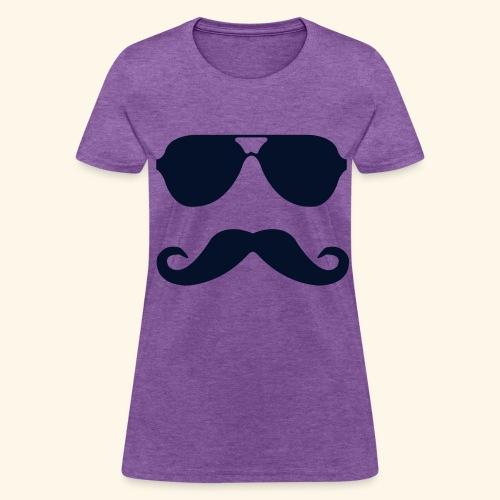 MUSTACHE PARTY - Women's T-Shirt