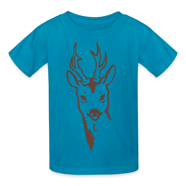 Roe Deer Kids' Shirts