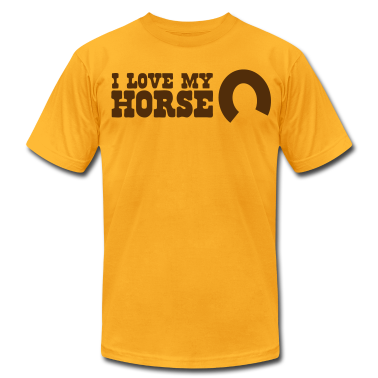 i love my horse T-Shirts