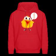 Hoodies ~ Men's Hoodie ~ Pio Chicken