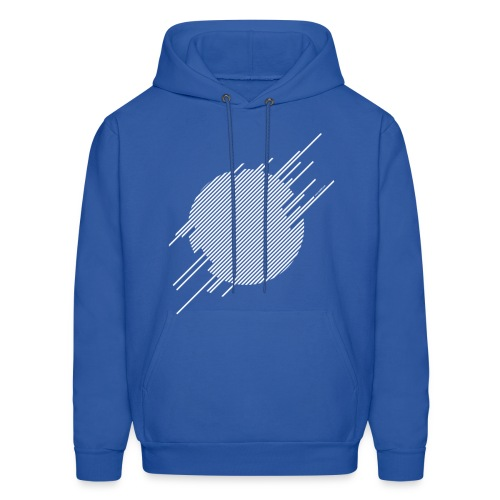 ABshapes in a disc Sweat - Men's Hoodie