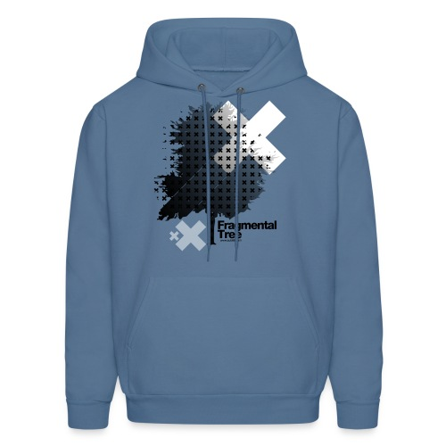 Fragmental Tree SW - Men's Hoodie
