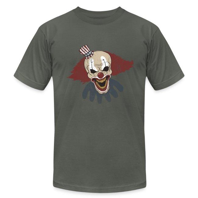 Scary Circus Clown