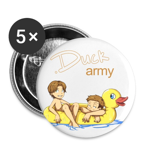 Duck Army (DESIGN BY HUDA) - Large Buttons