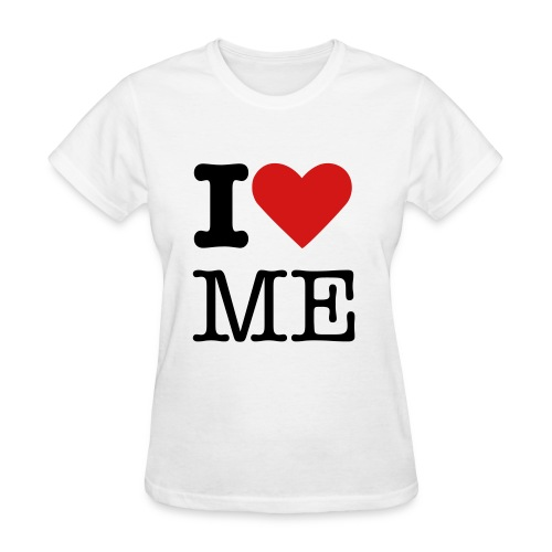 All About Me! - Women's T-Shirt